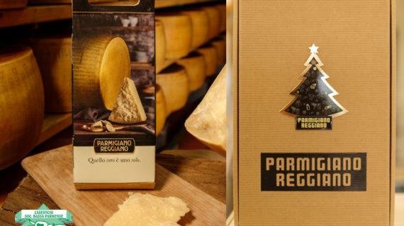 Confezioni Regalo Parmigiano Reggiano