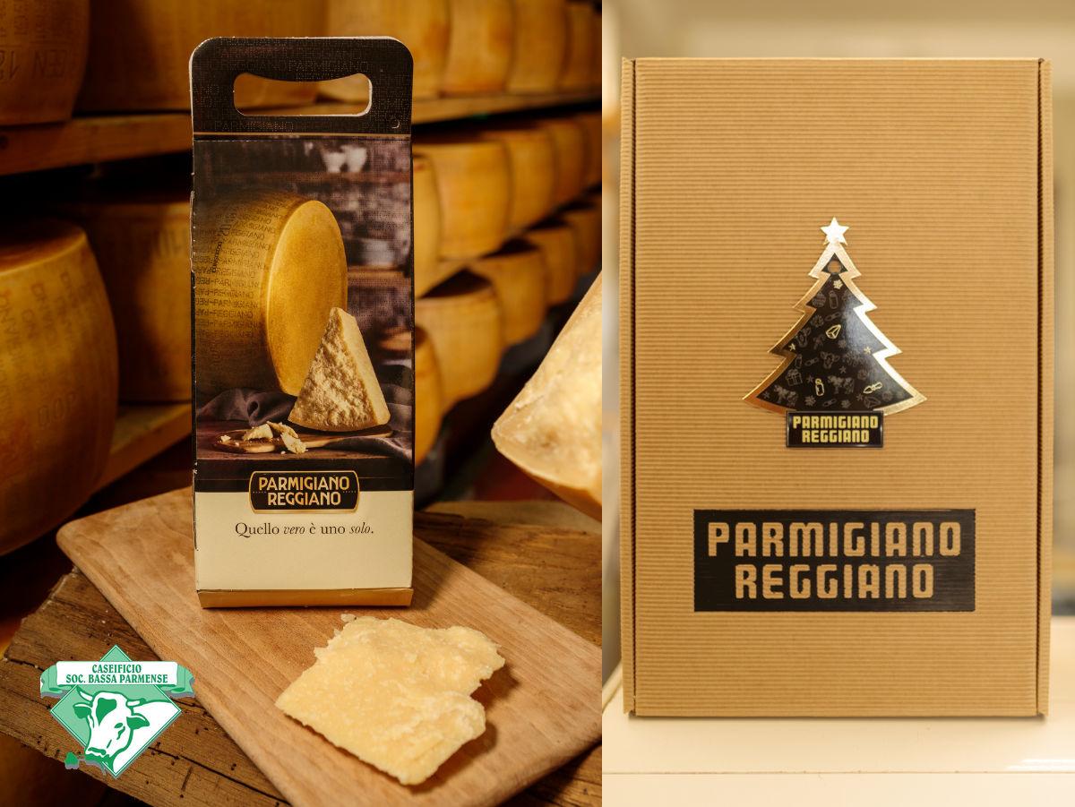 Confezioni Regalo Parmigiano Reggiano – Produzione e vendita