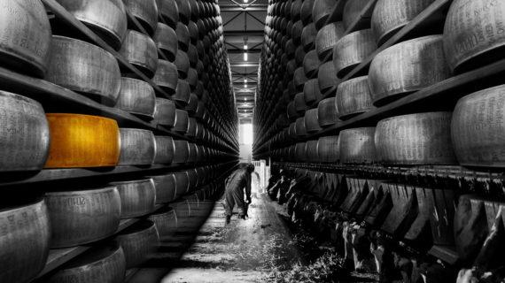 Parmigiano Reggiano, non è mai solo una forma.