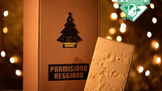 Crea il tuo pacco regalo aziendale con il nostro Parmigiano Reggiano