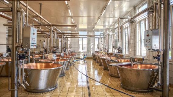 Nuova inaugurazione caseificio di Parmigiano Reggiano
