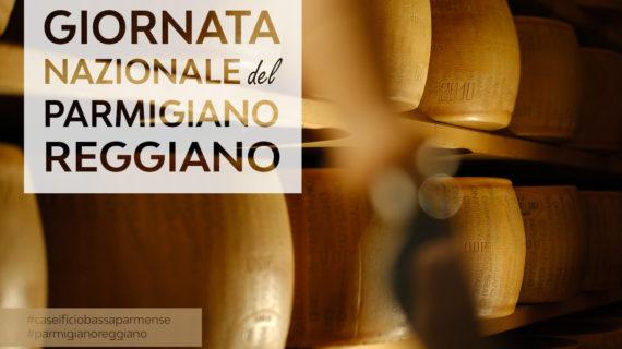 Giornata nazionale del Parmigiano Reggiano