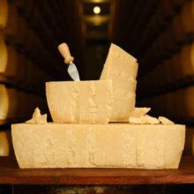 Parmigiano Reggiano con Scalera