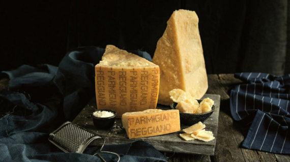 Parmigiano Reggiano, fonte di Selenio