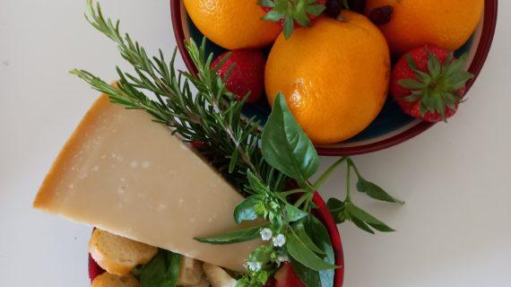 Il Parmigiano Reggiano, essenziale nella Dieta Mediterranea